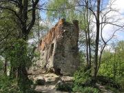 Сооружения Замковой горы