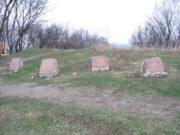 Заброшеное кладбище Флоровского Монастыря