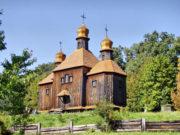 """Музей """"Пирогово"""" - церковь"""