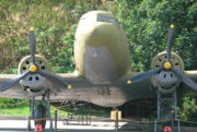 Музей истории Великой Отечественной войны - самолет