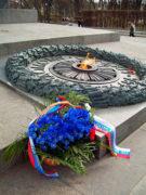 Парк Славы - Вечный Огонь